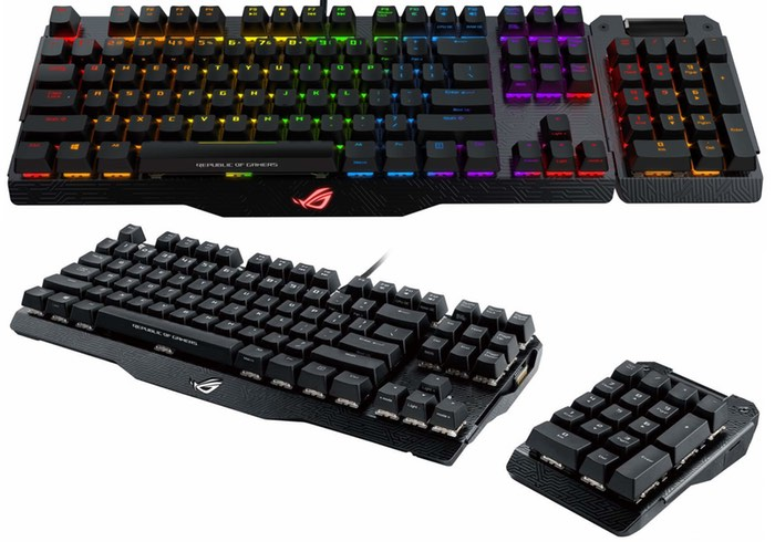 ASUS-ROG-Claymore-Gaming-Keyboard